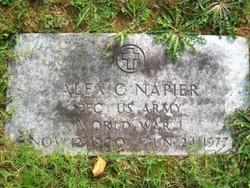 Alex C. Napier