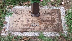 June Bowie Dodson