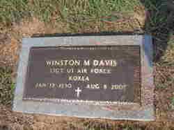Winston Maurice Davis