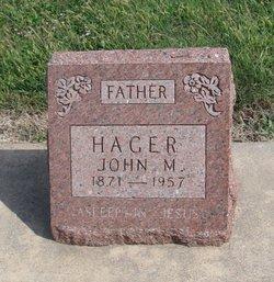 John Mondoliver Hager