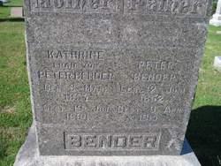 Peter John Bender, Jr
