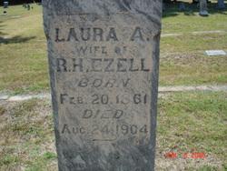 Laura Ann <i>Zumwalt</i> Ezell