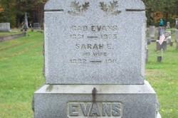 Sarah E. Evans