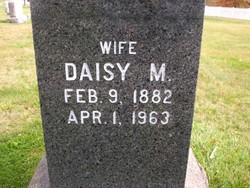 Daisy May <i>Rummel</i> Brickman