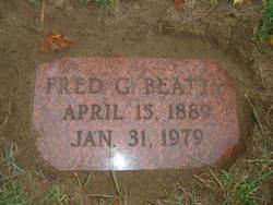 Fred G Beatty