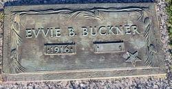Evvie B Buckner