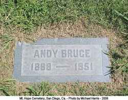 Andy Bruce