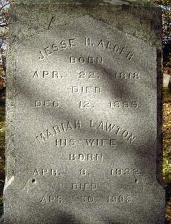 Jesse H Alger