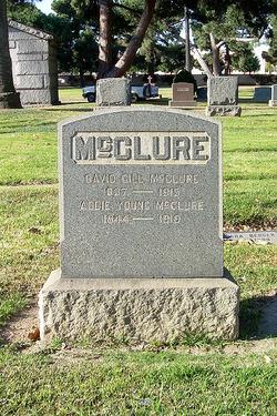 Addie <i>Young</i> McClure