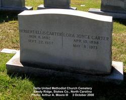 Herbert Ellis Carter