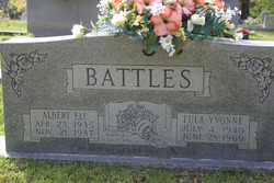 Eula Yvonne Battles