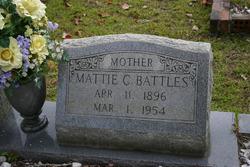 Mattie C. Battles