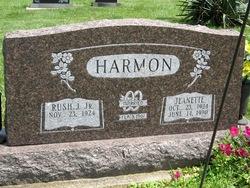 Jeanette Harmon