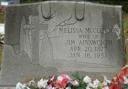 Melissa <i>McClendon</i> Ainsworth