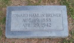 Edward Hamlin Brewer