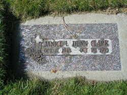 Janice Louise <i>Dunn</i> Clark