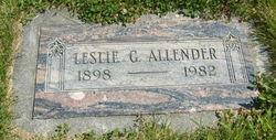 Leslie G. Allender