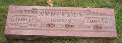 Helen Marie <i>Weber</i> Anderson