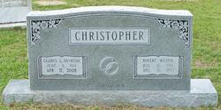 Gladys L. <i>Overton</i> Christopher