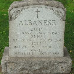 Marie Albanese