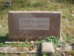 Frederick Fred Donica