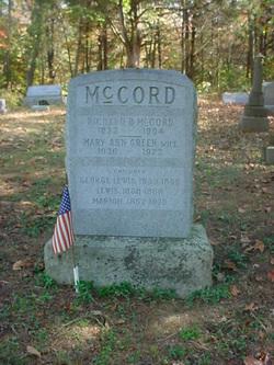 George Lewis McCord