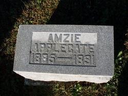 Amzie Applegate