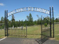 Pine Ridge Missionary Baptist Church Cemetery