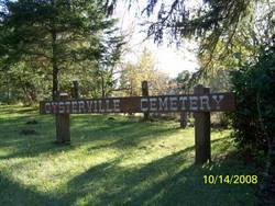 Oysterville Cemetery
