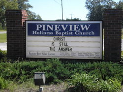 Pineview Holiness Baptist Church