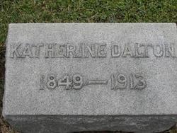 Katherine Dalton