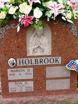 Don G. Rocky Holbrook