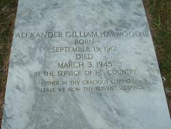 Alexander Gilliam Harwood, III