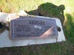 Edwin Frederick Bender