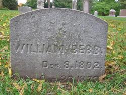William Bebb