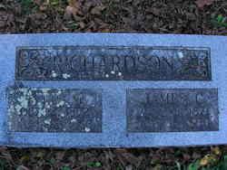 Effie May <i>Hobson</i> Richardson