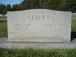 Henry Alvord Scott