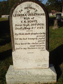 Leonora Josephine Scott