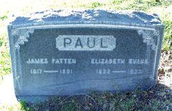 Elizabeth <i>Evans</i> Paul