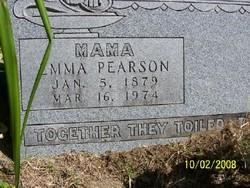 Emma <i>Pearson</i> Allen