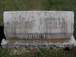 Flora Penita <i>Thompson</i> Cress
