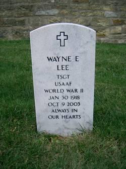 Wayne E Lee