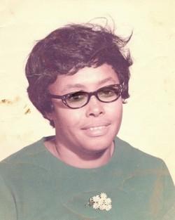 Rev Mary Josephine aunt Doe <i>Robinson</i> Pulley