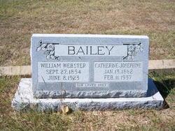 Catherine Josephine <i>Hurt</i> Bailey