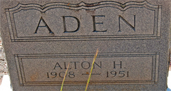 Alton Henry Aden
