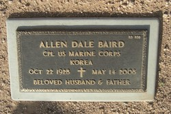 Allen Dale Baird