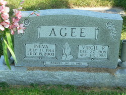 Ineva Agee