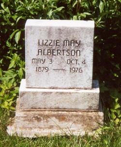 Lizzie <i>Needham</i> Albertson