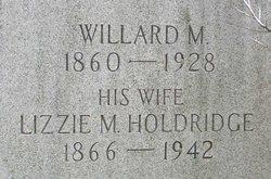 Lizzie M. <i>Holdridge</i> Boyce