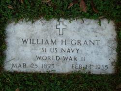 William H Grant